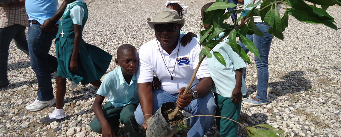 Planting A Better Future