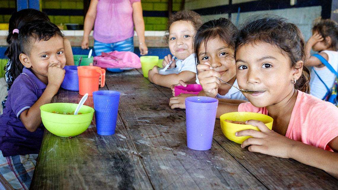 Nicaragua Plan 7 Community Development Project